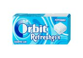 ZUVACKY ORBIT REFRESHERS PEPPERMINT 15,6g