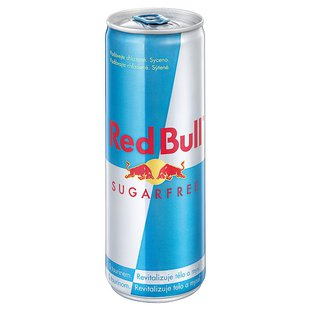 Red Bull Sugar free 355 ml