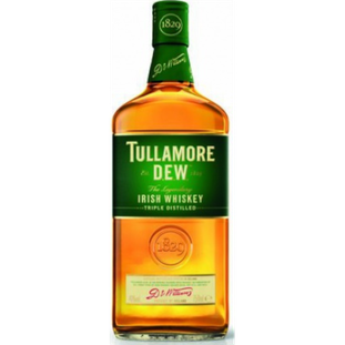 WHISKY TULLAMORE DEW     40% 0,5l