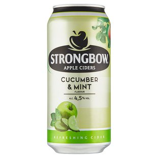 Strongbow Apple Ciders Cucumber & Mint 440 ml