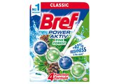 Bref Power Aktiv Pine Forest tuhý WC blok 50 g