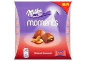 DEZERT MILKA MOMENTS     ALMOND CARAMEL 96g