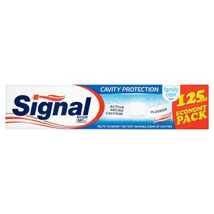 Signal Family Care Cavity Protection zubná pasta 125 ml