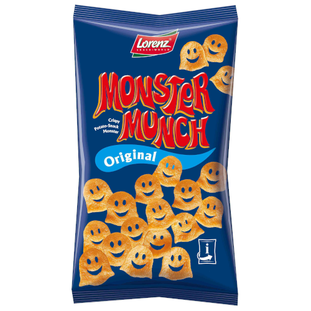 MONSTER MUNCH SYR 75g    MARESI